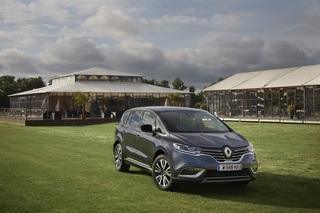 Renault Espace  - Neuer Topmotor für den Sportvan