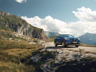 Renault Kadjar  - Modellpflege mit neuen Benzinern