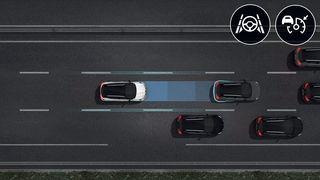 Renault Clio und Captur - Autopilot für die Autobahn