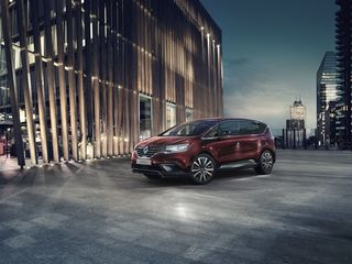 Renault Espace - Mehr Chrom und mehr Technik