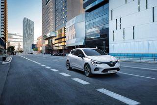 Renault Clio Hybrid   - Oft emissionsfrei in der Stadt
