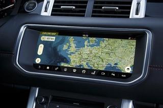 Range Rover Evoque Modelljahreswechsel - Mit Technik-Update