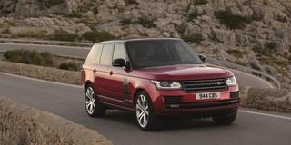 Range Rover Modelljahr 2017 - Traditionsmodell auf modernem Kurs