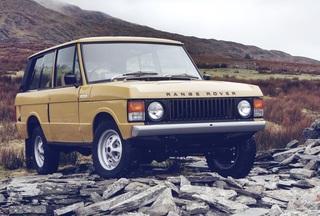 Range Rover Reborn - Alt und dennoch neu