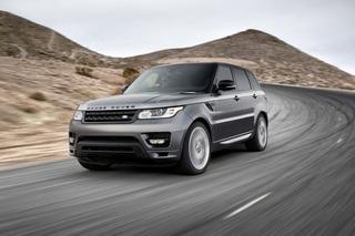 Range Rover Sport - Keine Kompromisse (Vorabbericht)