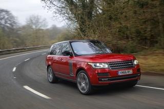 Fahrbericht: Range Rover SVAutobiography Dynamic - Der Gentleman-Ex...