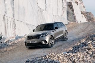 Range Rover Velar - Der dynamischere Landy