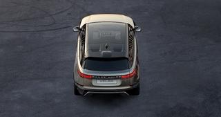 Range Rover Velar - Premiere für Nummer vier