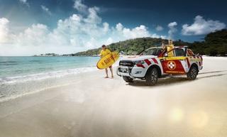 Ford Ranger Great Barrier Reef Beach Patrol - Der Rettungsschwimmer...