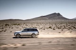 Range Rover Hybrid - Doppelt sparen mit Diesel und Strom
