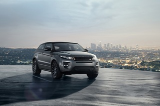 Range Rover Evoque Special Edition with Victoria Beckham - Teure Ex...