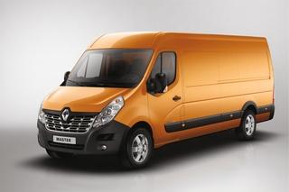 Renault Master und Opel Movano - Transporter mit Biturbo-Diesel