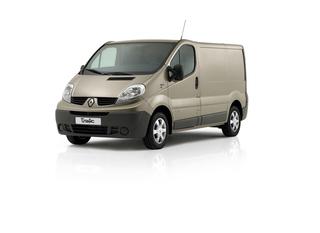 Renault Trafic: Frisch renoviert