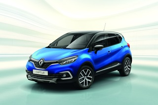 "Renault Captur ""Version S"" - Starkes Paket"