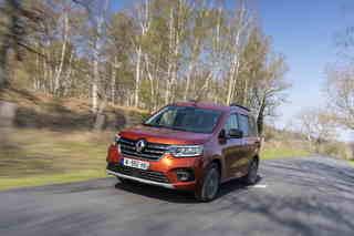 Fahrbericht: Renault Kangoo III - Komfort-Kasten
