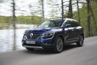 Fahrbericht: Renault Koleos - Jetzt in hübsch