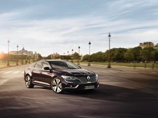 Fahrbericht: Renault Talisman Initiale Paris und S-Edition - Neue R...