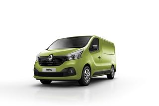 Renault Trafic - Sparsamer mit Bi-Turbo