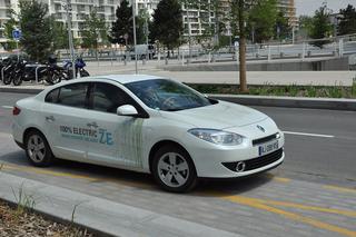 Renault Fluence Z.E. - E-Auto mit Miet-Akku (Vorabbericht)