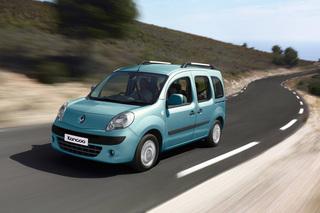 Renault Kangoo - Jetzt mit Anti-Schleuderprogramm