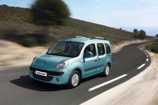 Renault Kangoo - Dieselmodelle mit Spritspartechnik