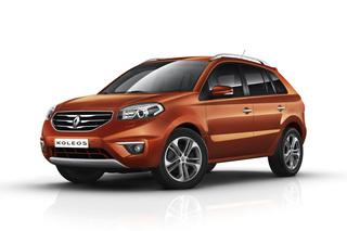 Renault Koleos - Neues Design und neue Preise