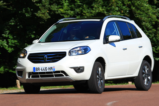 Renault Koleos - Neues Gesicht für den SUV (Kurzfassung)