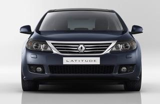 Neuer Renault Latitude kommt im Dezember
