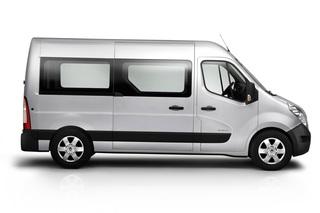 Renault Master - Französischer Shuttleservice