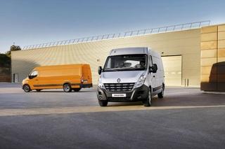 Renault Master - Transporter zügeln Durst