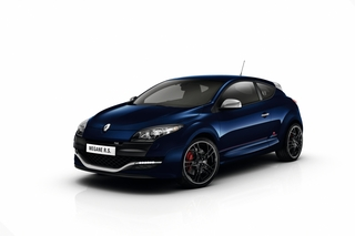 Renault Megane Coupe R.S. Red Bull Racing RB8 - Weltmeisterliches S...