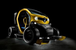 Renault Twizy RS F1 - Das Beste aus zwei Welten