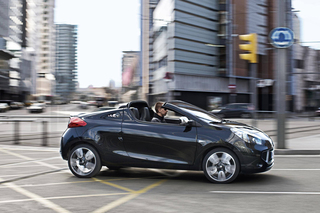 Renault Wind: Für Sonnenhungrige (Vorabbericht)