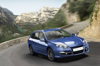 Renault Laguna - Französische Frischzellenkur (Vorabbericht)