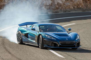 Bugatti-Rimac   - Neue Hypercar-Allianz