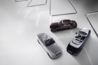 Letzte Modelle von Rolls-Royce Phantom Coupé und Drophead Coupé - Z...