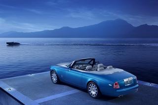 Rolls-Royce Phantom als Sondermodell - Schnellboot auf vier Rädern