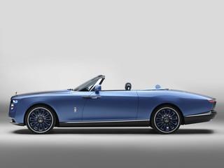 Rolls-Royce Boat Tail - Ergreifend elegant