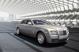 Rolls-Royce Ghost - Länge läuft