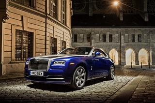 Rolls-Royce Wraith - Für Champagner unter Sternenhimmel (Vorabbericht)