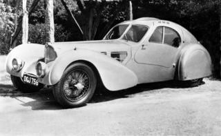 Bugatti Type 57 SC Atlantik - Der teuerste Gebrauchtwagen der Welt