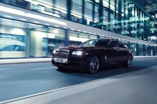 Rolls-Royce Ghost V-Specification - Wenn es noch etwas mehr sein darf