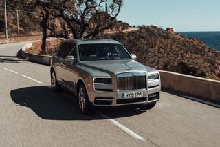 Fahrbericht: Rolls Royce Cullinan   - Königlich auf Abwegen