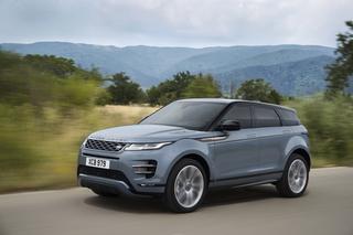 Range Rover Evoque  - Ein Hauch Velar