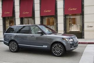 Range Rover LWB - Das Plus an Länge (Kurzfassung)