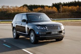 Range Rover Sentinel - Die Festung rollt jetzt schneller