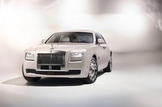 Rolls-Royce Ghost Six Senses - Esoterik auf Luxusniveau