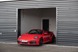 Test: Porsche 911 Turbo S Cabrio - Der Bolide für den Alltag