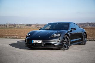 Test: Porsche Taycan - Ganz schön geschmeidig