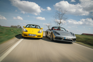 25 Jahre Porsche Boxster  - Der Retter